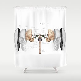 Verse Shower Curtain