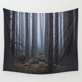 My Secret Garden Wall Tapestry