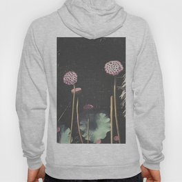 Lotus Seed Heads Hoody