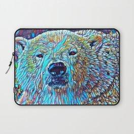 ColorMix Polar Bear Laptop Sleeve