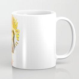 New watercolor tooth Coffee Mug