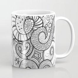 octupi heart Coffee Mug