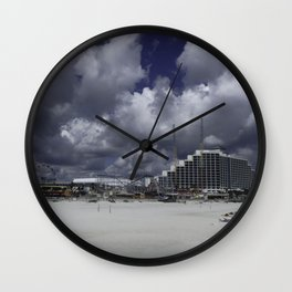 It's All About Fun Wall Clock