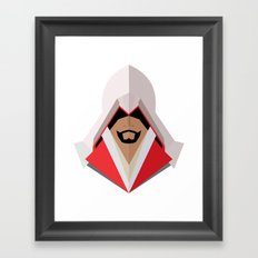 Ezio Auditore Framed Art Print