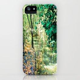 Hidden Autumn Creek iPhone Case