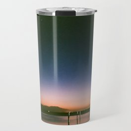 Salton Sea Sunset (Film) Travel Mug