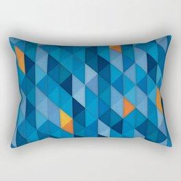 △▲△ Rectangular Pillow