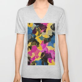 My butterflies Unisex V-Neck