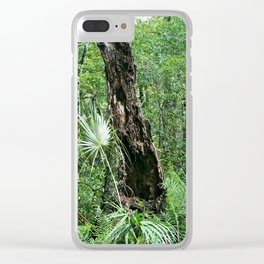 Truly Troublesome Clear iPhone Case