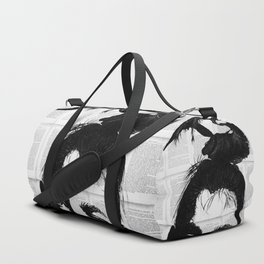 Can be bw Duffle Bag