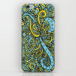 PAISLEY Dreams iPhone Skin