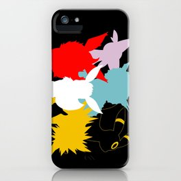 Evolutions iPhone Case