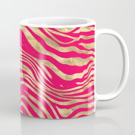 pink pussy tabbie cat & ginger tom Coffee Mug