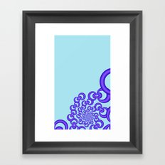 pattern -40- Framed Art Print