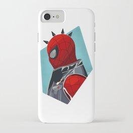 Spider-Man Punk Suit (Spider Suit #3) iPhone Case