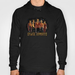 Space Cowboys Hoody