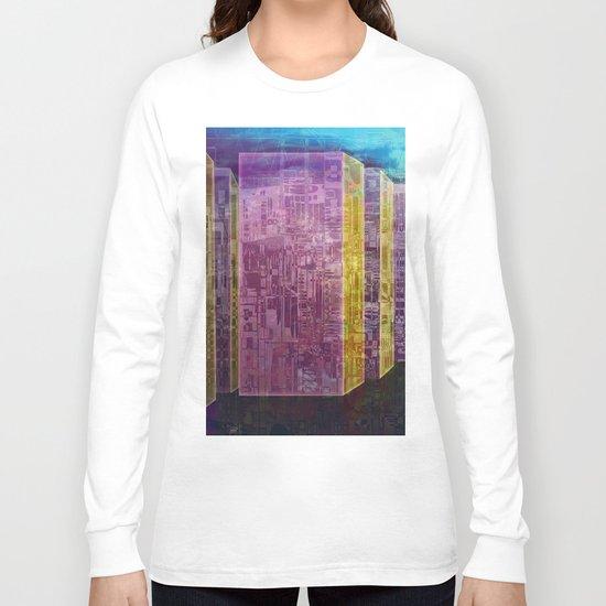 Blocks / Urban 01-12-16 Long Sleeve T-shirt