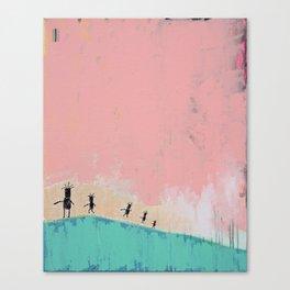 Sunshine Dance 2 Canvas Print