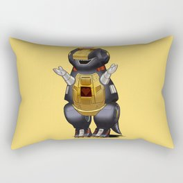 Barneybot Rectangular Pillow