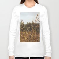 focus Long Sleeve T-shirts featuring Focus by Casey Afton Hess