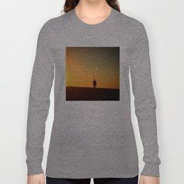 First Moonrise on Tatooine Long Sleeve T-shirt