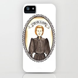 Mama Elena from Like Water for Chocolate iPhone Case