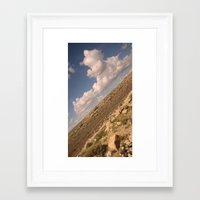 arizona Framed Art Prints featuring Arizona by Jess Wagstaff