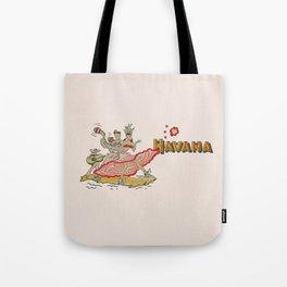 Havana - Warm Tote Bag