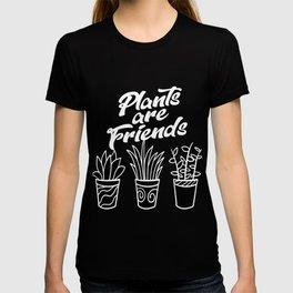 Gardener Plants Friends Flower Florist Garden Gift T-shirt