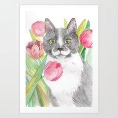 Thumper Art Print