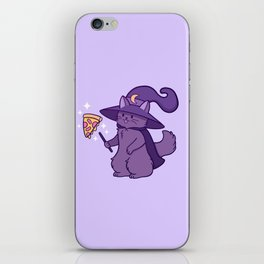 Kitty Wizard iPhone Skin