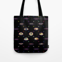 Blinking Luxury Tote Bag