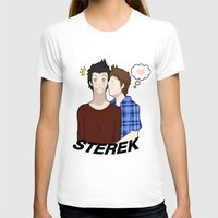 sterek T-shirts featuring Sterek #1 by liloloveyou024