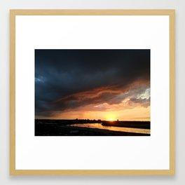 #09 Framed Art Print