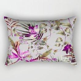 Pattern botanical exotic - 01 Rectangular Pillow