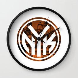 Hometown Pride | New York Knicks Wall Clock