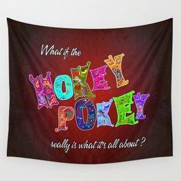 Hokey Pokey Wall Tapestry