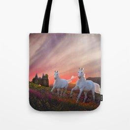 A Scottish Fantasy Tote Bag