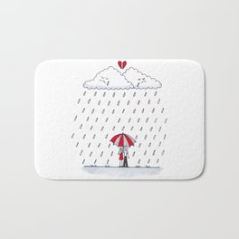 Love stories  Bath Mat