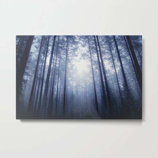 End of the maze Metal Print