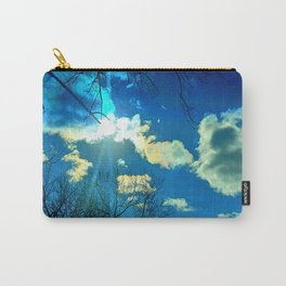 Afternoon Sky Carry-All Pouch