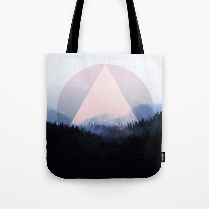 Woods 5X Tote Bag