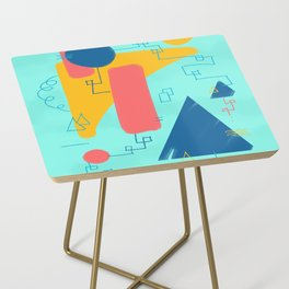 Big Wave Beachwear Supply Co Side Table