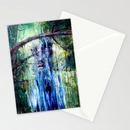 The Forest in His Mind Stationery Cards