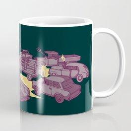 Cornered Coffee Mug