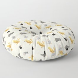 Those beasts are just fantastic. Floor Pillow