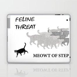 Meowt of Step Laptop & iPad Skin