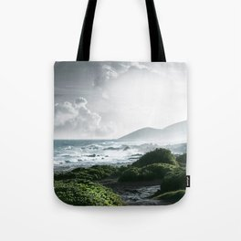 Sandy Beach, Hawaii Tote Bag
