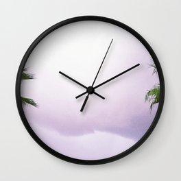 Haphazard - I Wall Clock