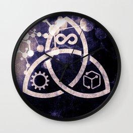 Raines Empire - Coalition Symbol Wall Clock